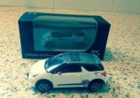 Norev citroën 1/64 , DS3 Racing Wit, Mint in box, 3 inch