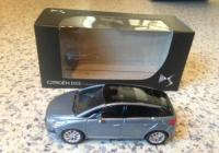 Norev citroën 1/64 , DS5 grijs, Mint in box, 3 inch